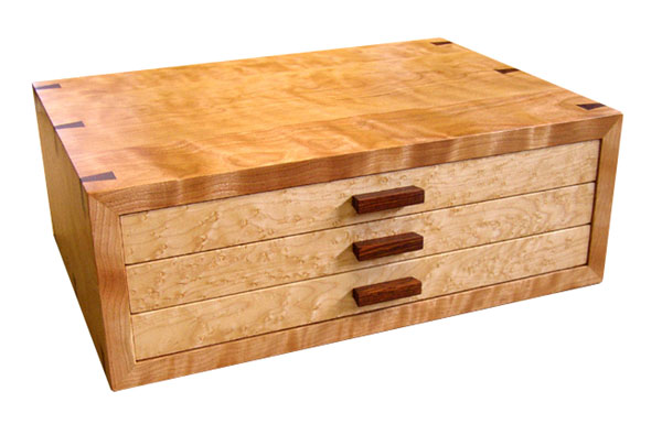 West Creek Studio Mitered Chest 4